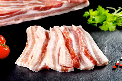 Panceta de Cerdo Productos Cárnicos Domínguez