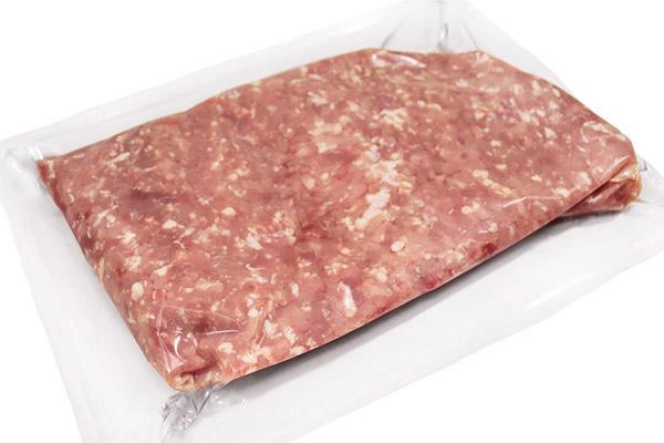 Carne picada de cerdo gallego