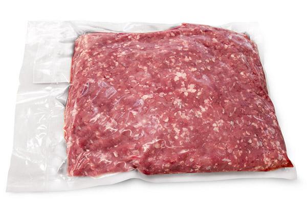 Carne picada de vaca gallega