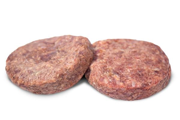 Hamburguesa gourmet de vaca gallega