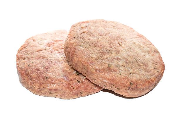 Hamburguesa gourmet de ternera gallega