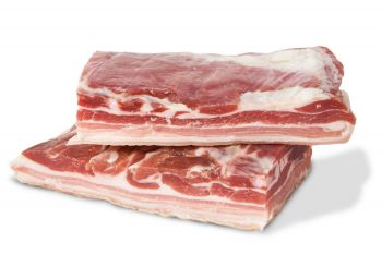 Panceta curada de Cerdo Productos Cárnicos Domínguez